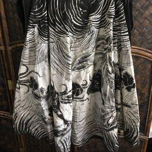Dresses & Skirts - Vintage Folklore Faldas Kent Hand Painted Skirt